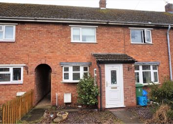 Thumbnail 3 bed terraced house for sale in Allerton Road, Shrewsbury