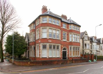 Thumbnail 2 bed flat to rent in Penhill Road, Pontcanna, Cardiff