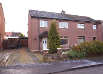 Thumbnail 3 bed semi-detached house for sale in Linnwood Drive, Leven