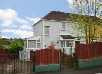 Thumbnail 2 bed semi-detached house for sale in Tunwell Avenue, High Greave, Sheffield
