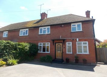 Thumbnail 3 bedroom semi-detached house to rent in Wheeler Street, Headcorn, Ashford