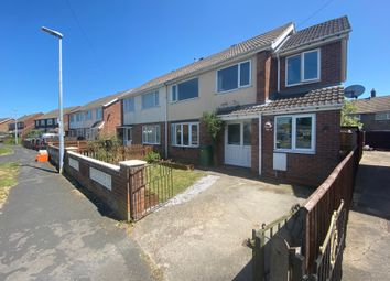 Thumbnail 4 bed semi-detached house for sale in Carver Road, Immingham