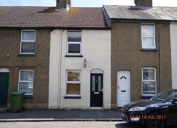 Thumbnail 2 bed terraced house to rent in St Johns Road, Faversham