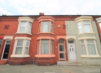Thumbnail 2 bed terraced house for sale in Orwell Road, Liverpool