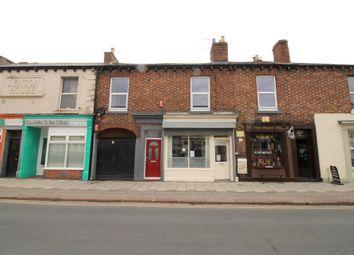 Thumbnail 3 bed flat for sale in Denton Street, Carlisle
