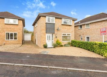 Thumbnail 4 bed detached house for sale in Wallingford Close, Toothill, Swindon, Wiltshire