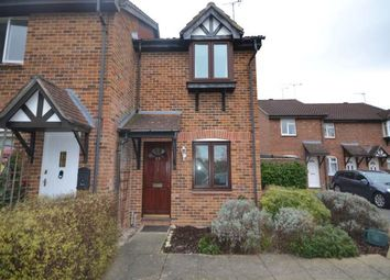 Thumbnail 2 bed semi-detached house to rent in Torridge Drive, Didcot, Oxfordshire