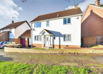 Thumbnail 4 bed detached house for sale in Walgrave Drive, Bradwell, Milton Keynes, Bucks