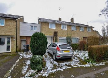 Thumbnail 3 bed terraced house for sale in Harwood Hill, Welwyn Garden City, Hertfordshire