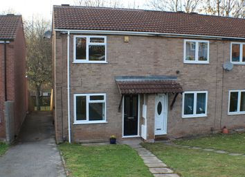 Thumbnail 2 bed end terrace house to rent in Mickleborough Avenue, Nottingham