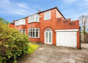 Thumbnail 3 bed semi-detached house for sale in Valdene Drive, Worsley, Manchester