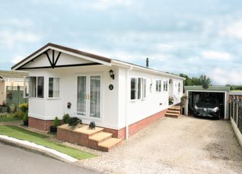 Thumbnail 2 bed detached bungalow for sale in Brookfield Park, Mill Lane, Old Tupton, Chesterfield