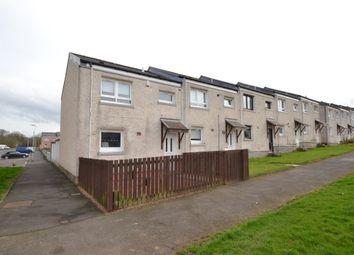 Thumbnail 2 bed end terrace house for sale in Ashburn Loan, Lanarkshire