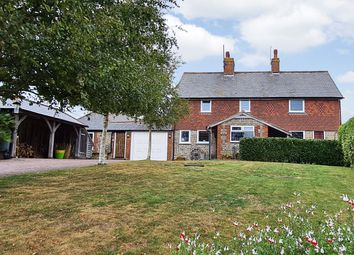 Thumbnail 4 bed detached house for sale in Seaford Road, Nr Newhaven, East Sussex