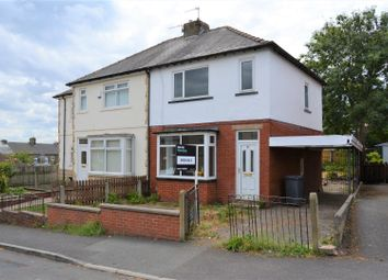 Thumbnail 3 bedroom semi-detached house for sale in Carr Street, Marsh, Huddersfield