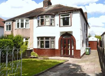 Thumbnail 4 bedroom semi-detached house for sale in Childwall Road, Childwall, Liverpool
