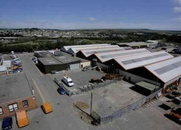 Thumbnail Light industrial to let in Industrial - Barleyfield Way Industrial Estate, Ebbw Vale