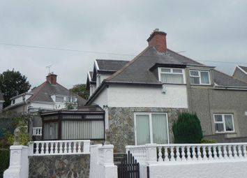 Thumbnail 2 bedroom property for sale in Pantycelyn Road, Townhill, Swansea