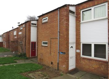 Thumbnail 3 bed terraced house for sale in Millbrook Close, Leicester