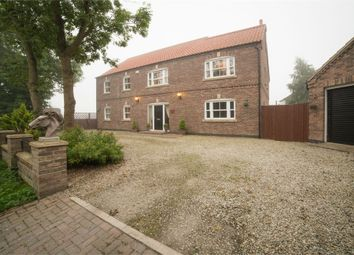 Thumbnail 4 bed detached house for sale in Hodgetoft Lane, Maltby Le Marsh, Alford, Lincolnshire