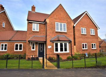 "Thumbnail 3 bed detached house for sale in ""The Kintbury"" at Avon Close, Ash, Aldershot"