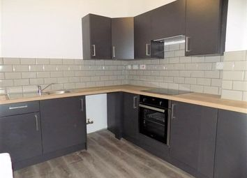 1 bed flat to rent in Flat 3, Commercial Street, Abertillery. NP13