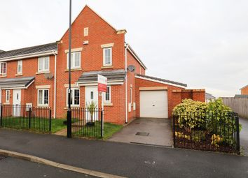 Thumbnail 3 bed town house for sale in Stoneycroft Road, Sheffield