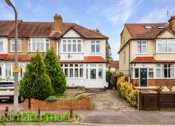3 bed end terrace house for sale in Braemar Road, Worcester Park KT4