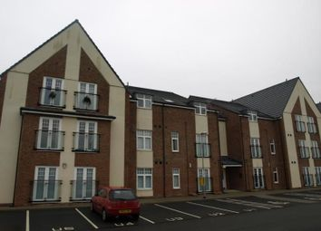 Thumbnail 2 bed flat to rent in Underwood Court, Middlesbrough
