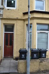 Thumbnail 3 bed flat to rent in 47, Keppoch Street, Roath, Cardiff, South Glamorgan