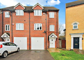 Thumbnail 4 bed semi-detached house for sale in Archer Court, Kemsley, Sittingbourne, Kent