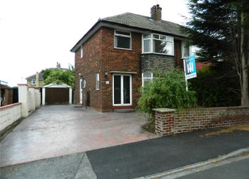 Thumbnail 3 bed semi-detached house for sale in Ashleigh Avenue, Pontefract, West Yorkshire