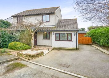 Thumbnail 4 bed detached house for sale in Andrews Way, Hatt, Saltash