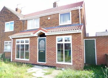 Thumbnail 3 bedroom semi-detached house for sale in Dame Flora Robson Avenue, South Shields