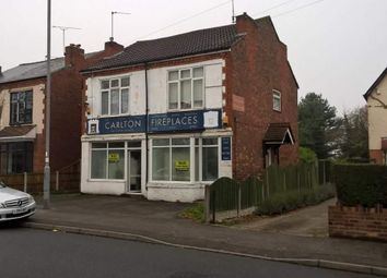 Thumbnail Retail premises to let in 329-331 Carlton Road, Nottinghamshire