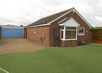 Thumbnail 2 bed detached bungalow for sale in Hopton Gardens, Hopton