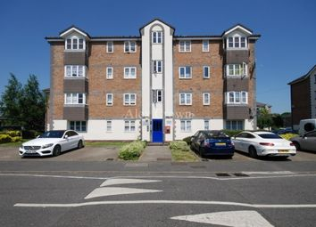 Thumbnail 1 bed flat for sale in Tennyson Close, Scotland Green Road, Ponders End, Enfield