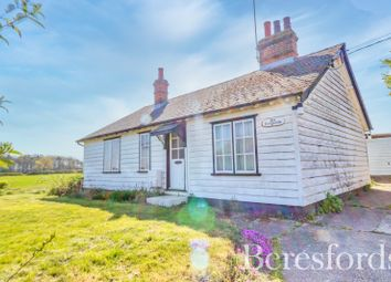 Thumbnail 3 bed detached bungalow for sale in Padhams Green, Nr Mountnessing, Brentwood, Essex