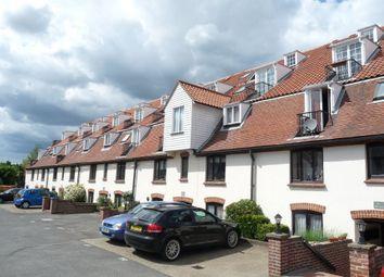 Thumbnail 1 bed flat to rent in Stokebridge Maltings, Dock Street, Ipswich