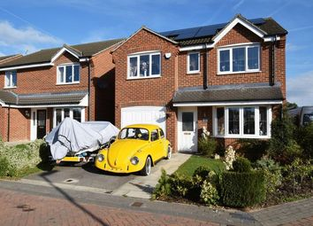 Thumbnail 4 bed detached house for sale in Redshank Place, Wombwell, Barnsley