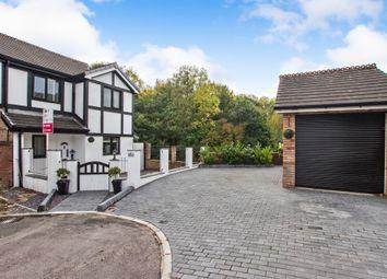 Thumbnail 4 bedroom detached house for sale in Ellicks Close, Bradley Stoke, Bristol