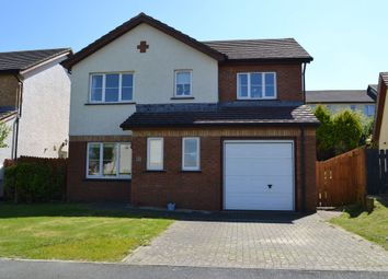 Thumbnail 4 bed detached house for sale in Erin Crescent, Port Erin, Isle Of Man