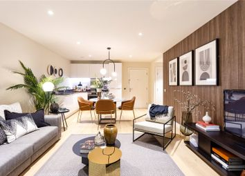 Thumbnail 2 bed flat for sale in Tnq, 52 Capitol Way, London