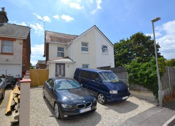 Thumbnail 2 bed semi-detached house for sale in Brook Road, Parkstone, Poole