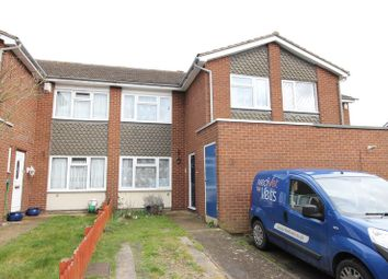 Thumbnail 3 bed terraced house for sale in Blakeney Close, Epsom