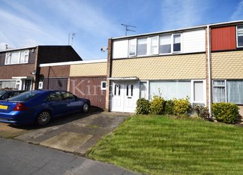 Thumbnail 3 bed terraced house to rent in Great Knightleys, Lee Chapel North