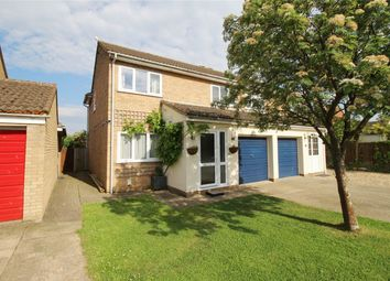 Thumbnail 4 bed semi-detached house for sale in Greenfields, Earith, Huntingdon, Cambridgeshire