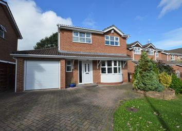 Thumbnail 4 bed detached house to rent in Cannon Way, Higher Kinnerton, Chester