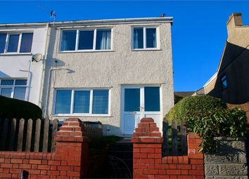 Thumbnail 3 bed end terrace house for sale in Dinas Street, Plasmarl, Swansea