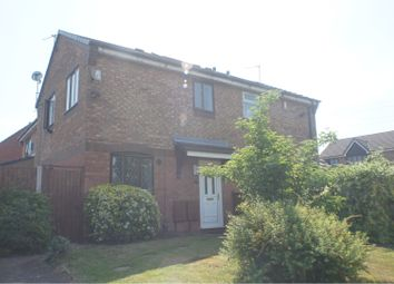 Thumbnail 2 bed town house for sale in Wolfsbane Drive, Tamebridge, Walsall